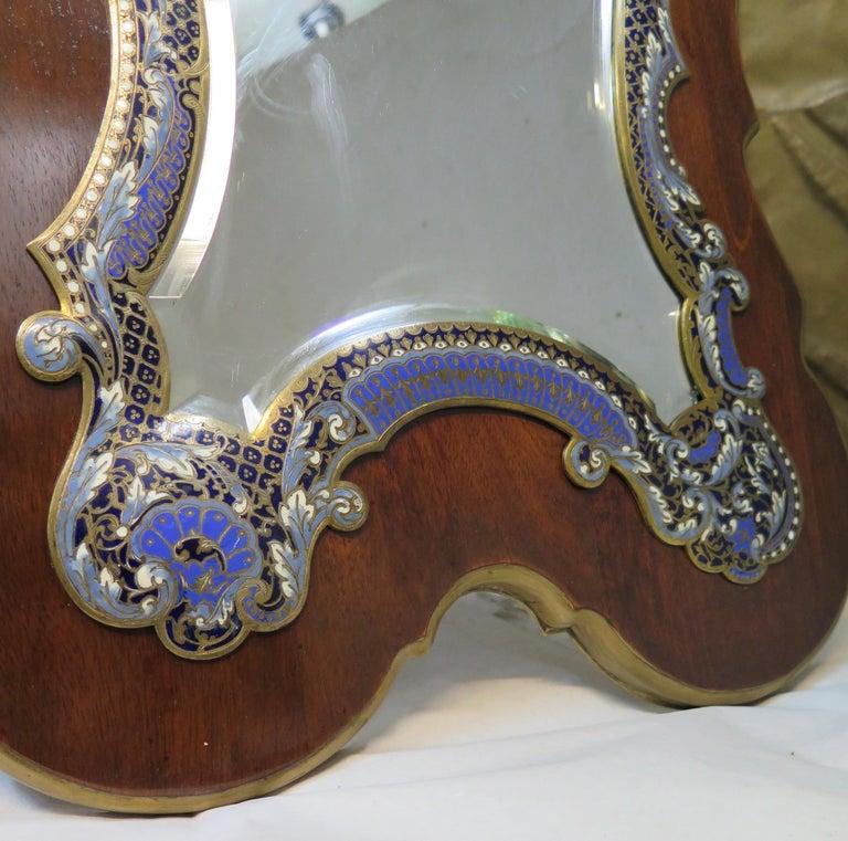 Art Nouveau Early 20th Century Tiffany & Co. Vanity Mirror