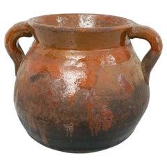 Early 20th Century Traditional Spanish Ceramic Vase