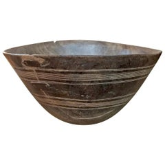 Early 20th Century Tuareg Bowl