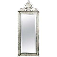 Early 20th Century Venetian Mirror