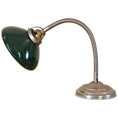 Vintage Lamp in Bauhaus Style Citmf Branded from the Early 20th Century