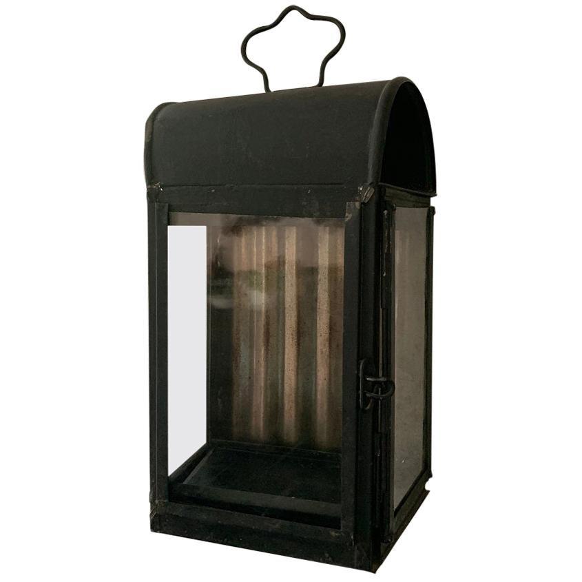 Early 20th Century Wall Lantern