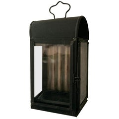 Early 20th Century Wall Lantern
