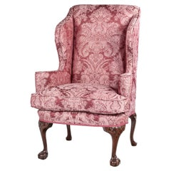 Early 20th Century Wing Chair