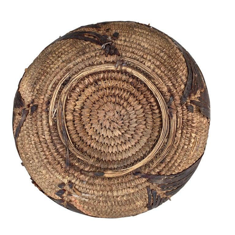 Early 20th Century Yoruba Basket For Sale 2