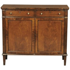 Early 20th Century Mahogany Drinks Cabinet