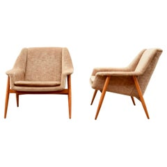 Early 50ties Cassina Easy Lounge Chair Set of 2