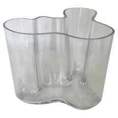 Early Alvar Aalto Savoy Vase from the 1950s Model 3030