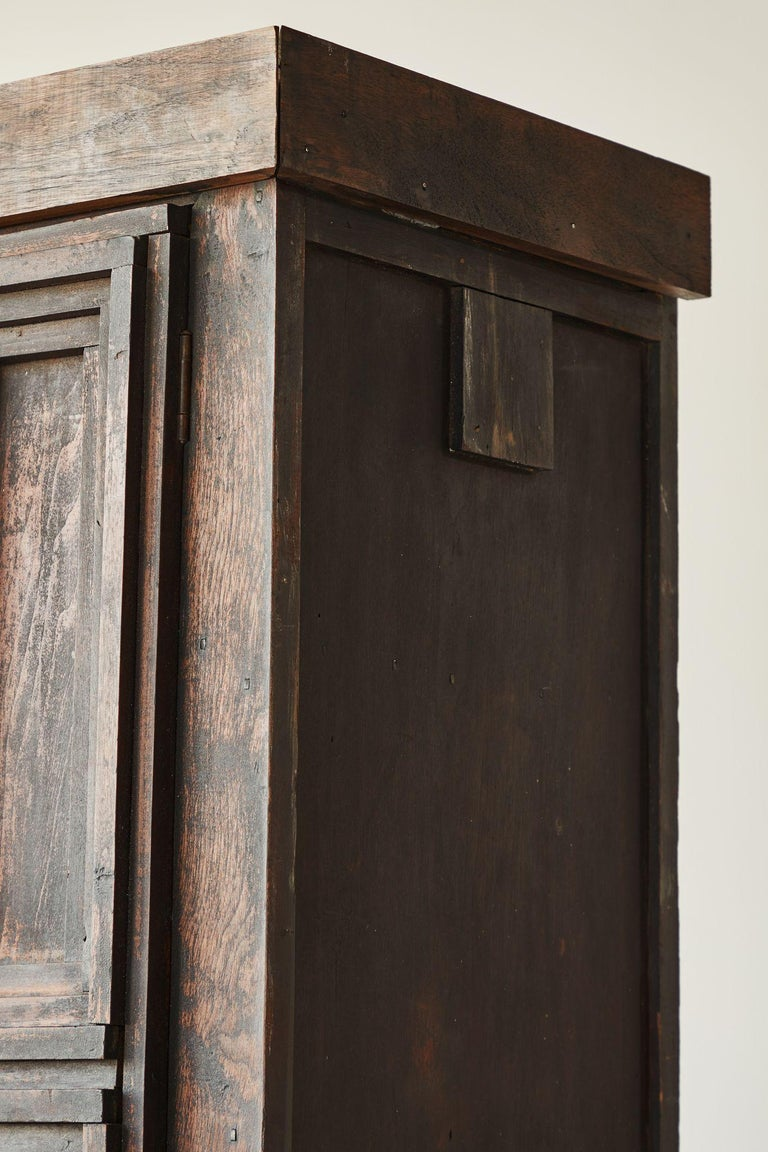 Early American Arts & Crafts Cabinet In Good Condition In Los Angeles, CA