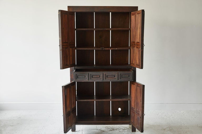 Early American Arts & Crafts Cabinet 1