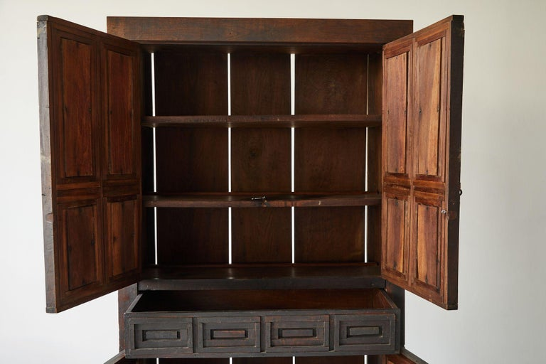 Early American Arts & Crafts Cabinet 2