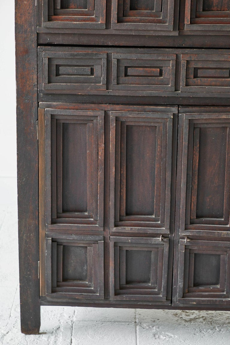 Early American Arts & Crafts Cabinet 3