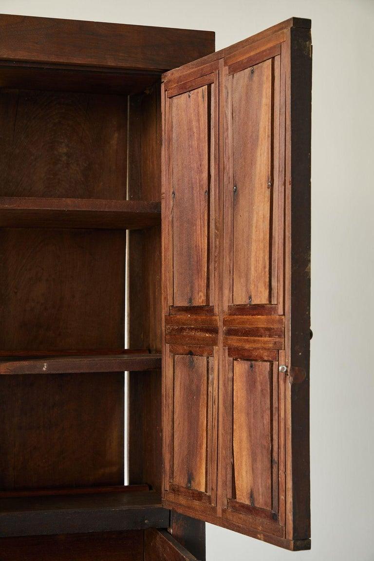 Early American Arts & Crafts Cabinet 4
