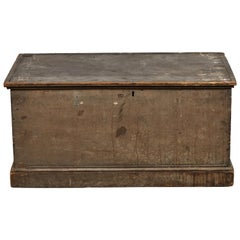 Early American Storage Trunk