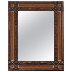 Early American Tramp Mirror