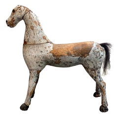 Early Antique Hobby Horse