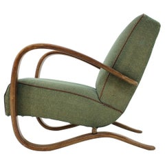 Early Armchair H-269 by Jindřich Halabala for Thonet, 1930s
