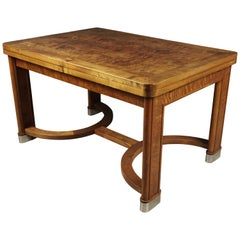 Early Art Deco Console Table Designed By Axel Nielsen, Denmark, 1928