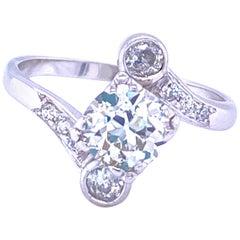 Early Art Deco Diamond Ring