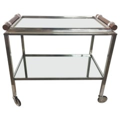 Early Art Deco French Bar Cart