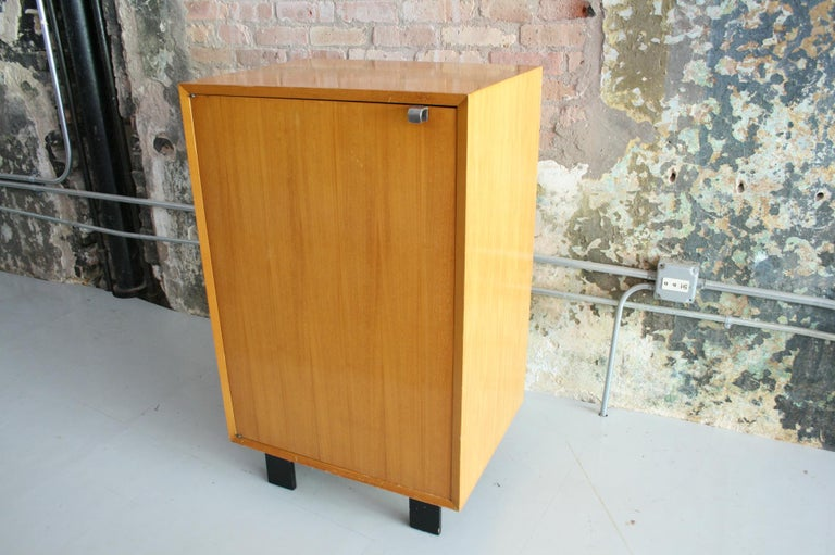 Mid-Century Modern Early BCS Cabinet by George Nelson for Herman Miller For Sale