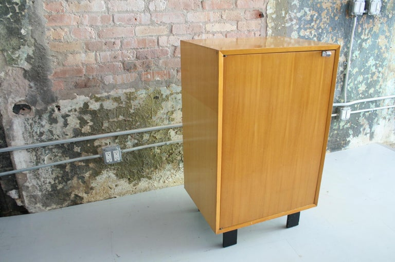 American Early BCS Cabinet by George Nelson for Herman Miller For Sale