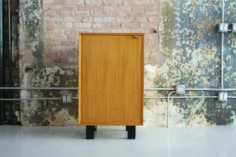 Early BCS Cabinet by George Nelson for Herman Miller In Good Condition For Sale In Chicago, IL