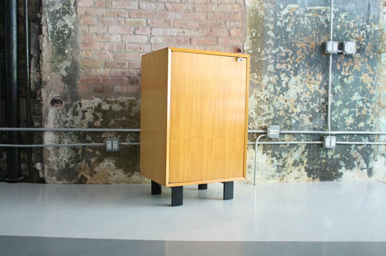 20th Century Early BCS Cabinet by George Nelson for Herman Miller For Sale