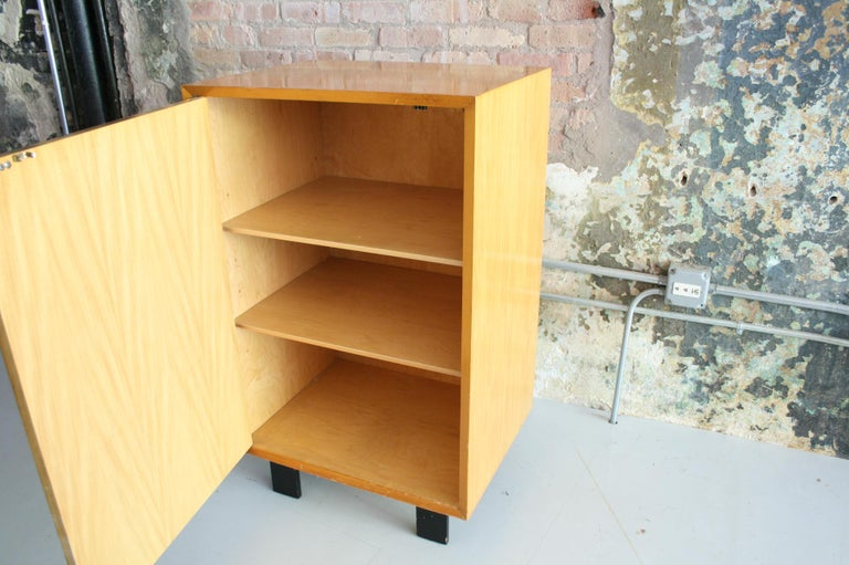 Early BCS Cabinet by George Nelson for Herman Miller For Sale 2