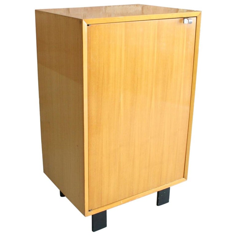 Early BCS Cabinet by George Nelson for Herman Miller For Sale