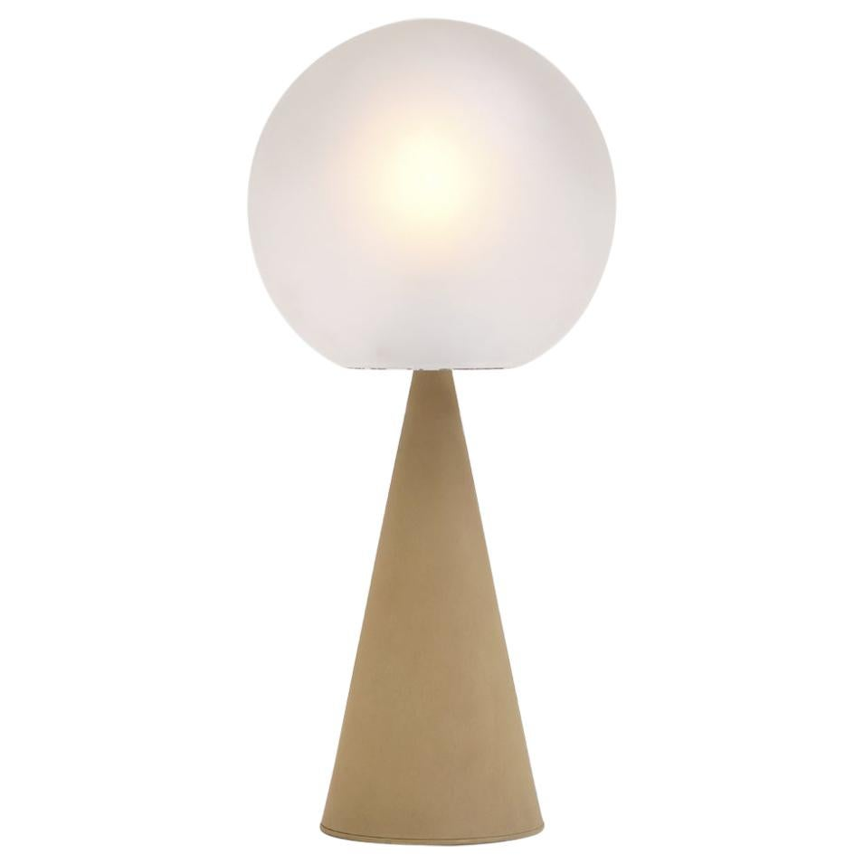 Early 'Bilia' Table Lamp, Model No. 2474 by Gio Ponti for Fontana Arte