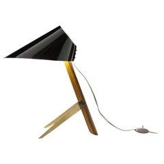 Early 'Billy TL' Table Lamp by J.T. Kalmar Austria, 1950