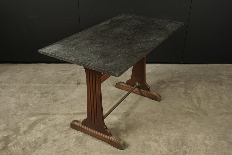 Mid-20th Century Vintage Bistro Table from France, 1950s For Sale