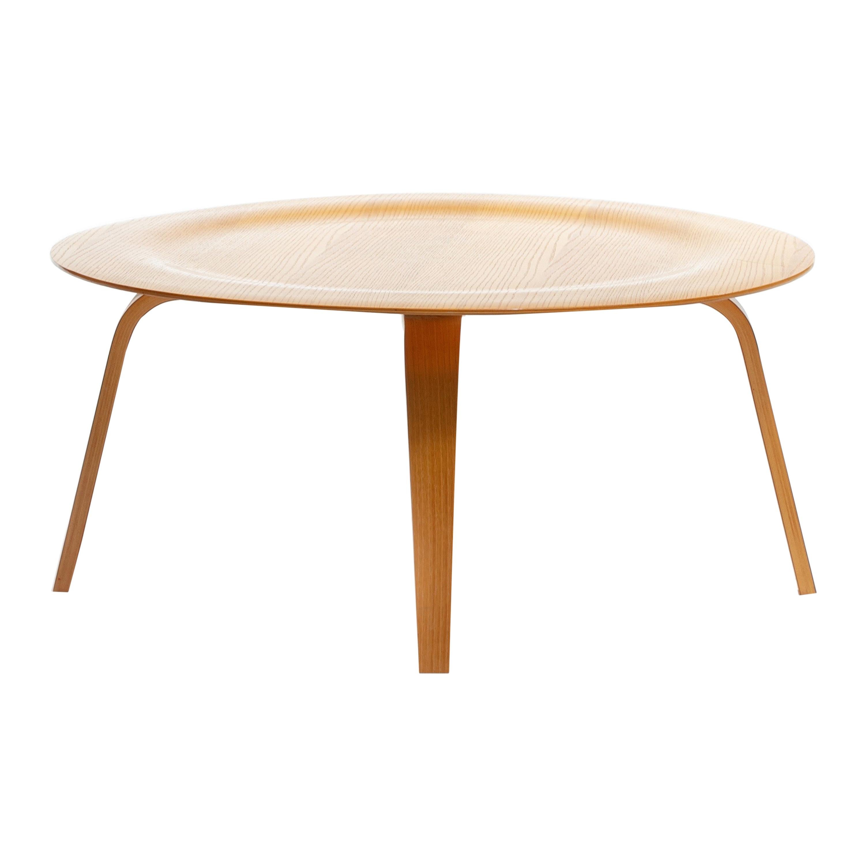Charles and Ray Eames CTW 'Coffee Table Wood' for Herman Miller