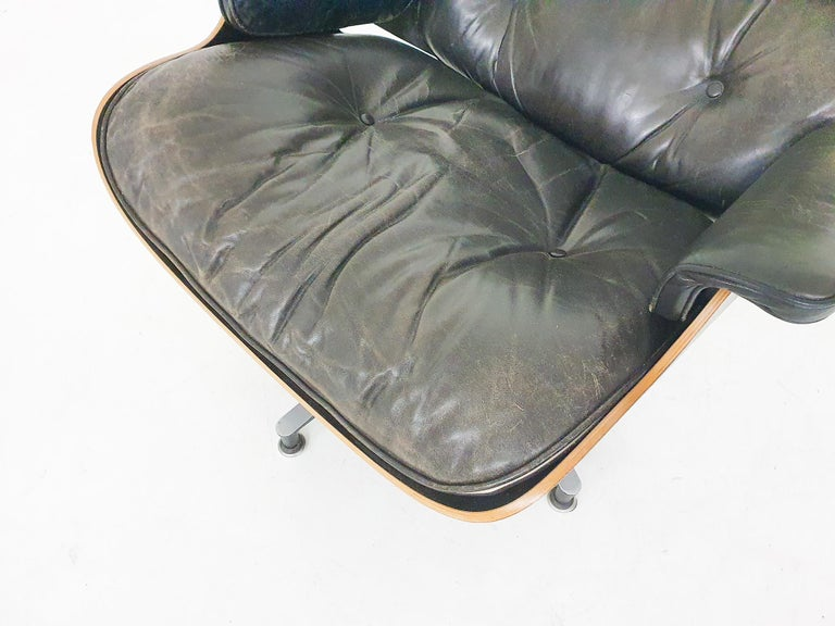 1971 Charles and Ray Eames Lounge Chair