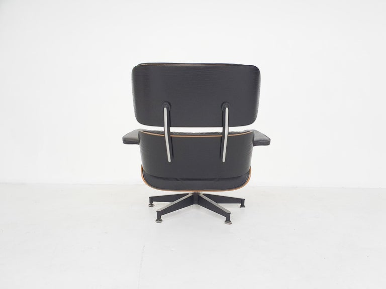 North American 1971 Charles and Ray Eames Lounge Chair