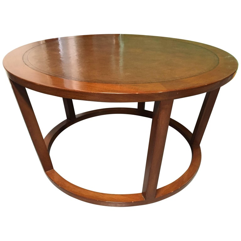 Early Dunbar Cocktail Table For Sale 2