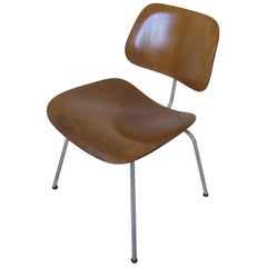Early Eames DCM Chair by Herman Miller