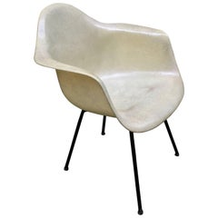Early Eames Rope Edge DAX Shell Chair