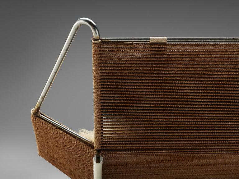 Steel Early Edition Hans Wegner Flag Halyard Chair