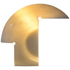 Early Edition of This 'Biagio' Table Lamp by Tobia Scarpa for Flos, Italy, 1968