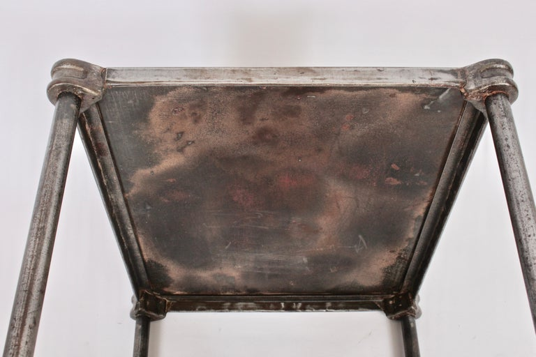 Early Edwardian Iron Two-Tier Étagère, Table 4