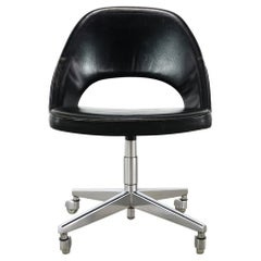 Early Eero Saarinen Office Desk Chair for Knoll International