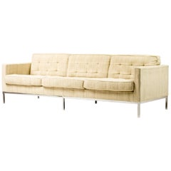 Early Florence Knoll Sofa