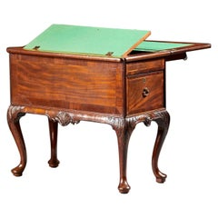 Early Georgian Counting Table