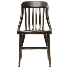 Early Goodform Chair by General Fireproofing