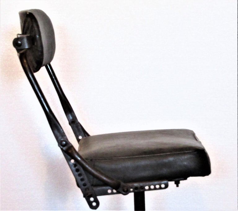 Early Industrial Task Chairs by Domore For Sale 5