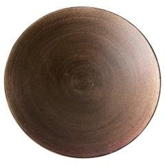 Early Laura Andreson California Modernist Ceramic Stoneware Bowl