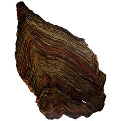 Early Life, Banded Iron Formation, 2.9 Billion years Old