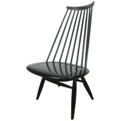 "Early ""Mademoiselle"" Lounge Chair by Ilmari Tapiovaara for Asko"